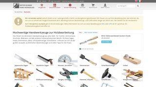 Feine Werkzeuge