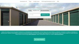 Abstellplatz.info