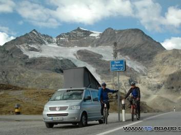 Service-Bus für Biker
